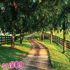 Spring 8'x8' Computer-painted Scenic Photo Background Backdrop SU809B881