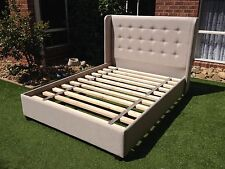 Devon Upholstered Bed / Super King Size Bed / Australian Made Beds
