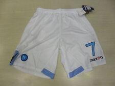 1613 TG XXL FOOTBALL NAPOLI 2012 SHORT 7 CARSON MACRON SHORT SHORT