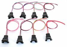 LS1 LT1 Fuel Injector Pigtail Connector Wiring Set of 8 Camaro Firebird Corvette