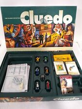 Cluedo The Classic Detective Board Game 2003 Parker games Complete - DIS