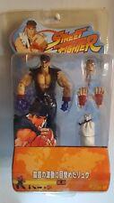 Sota Toys Street Fighter Round 1 Evil Ryu figure