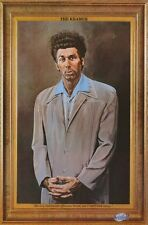 KRAMER PAINTED PORTRAIT - SEINFELD TV POSTER 24x36 - MICHAEL RICHARDS 50609