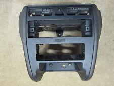 Blende Mittelkonsole Audi A3 8L Radioschacht Konsole dunkelgrau 8L0863243C