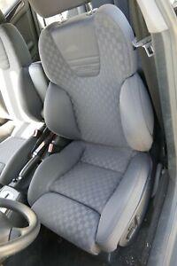 Audi A6 4B Recaro Sitz vorne hinten Fahrersitz elektrisch Limousine Stufenheck