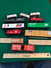 HO Scale TYCO/Mantua Freight Cars Great Condition (HO321121)