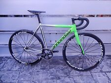2015 Cannondale CAAD 10 Track Bike 52cm Mavic Ellipse Sram Fizik MSRP $2130