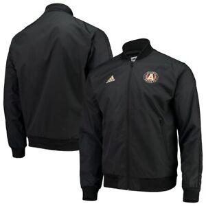 Adidas MLS Atlanta United FC Anthem Jacket Black DP5017