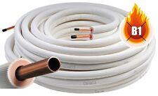 Kältemittelleitung, Kälteleitung, PM-2325EN, 6 und 10mm, Doppelrohr, 25 Meter