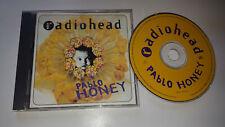 * MUSIC CD ALBUM * RADIOHEAD - PABLO HONEY *