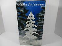Heritage Mint Ice Village Christmas Tree