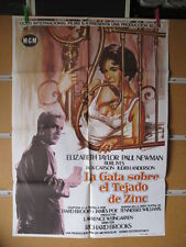 2051     LA GATA SOBRE EL TEJADO DE ZINC ELIZABETH TAYLOR