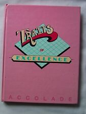 1988 EL CAPITAN HIGH SCHOOL YEARBOOK LAKESIDE CALIFORNIA  ACCOLADE