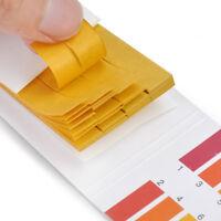 BEST 80PCS pH 1-14 Full Range Litmus Test Paper Strips Tester Indicator Urine