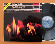 SFL 14057-8 Brahms Deutsches Requiem Wilma Lipp Sawallisch Fontana 2xLP Stereo