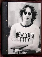 SOMETIME IN NEW YORK CITY #1021, JOHN LENNON GENESIS signed YOKO ONO & BOB GRUEN