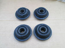NEW GENUINE AUDI 100 FRONT OUTER ANTI ROLL BAR BUSHES SET 431407181F