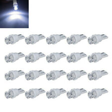 20x T10 Auto LED 194 168 SMD W5W Wedge Side White Bulb Lamp 12V DC For Car Light