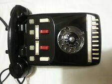telefono  in  bachelite FATME Siemens anni 70