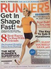 Runner's World Magazine.  Nov 2012.  Get In Shape Fast.  Sleep Yourself Lean