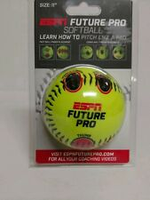 "Espn 11"" Super Pro Softball Learn How To Pitch Like A Pro Training Aid"