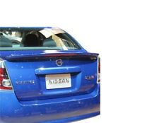 for 2007 2008 2009 2010 2011 2012 Nissan Sentra Rear Trunk Spoiler, With Light