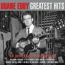 DUANE EDDY - GREATEST HITS 2CD