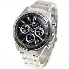 SEIKO SPIRIT Watch Men's  Chronograph SBTR 013 in Box from JAPAN