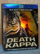Death Kappa (Blu-ray/DVD, 2010, 2-Disc Set) Daniel Aguilar Gutiérrez, Matt Alt