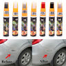 Car Auto Coat Scratch Clear Repair Paint Pen Touch Up Remover Applicator Tool JD