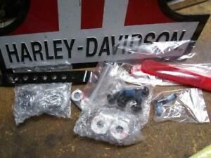 HARLEY NOS 52300502 SISSY BAR RIGID UPRIGHT BITCH hardware kit
