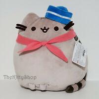 Pusheen Cat Sailor Plush GUND NWT
