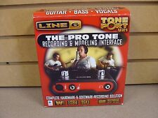 Line 6 TonePort UX1 Recording Interface-New Box-FREE SHIPPING!!