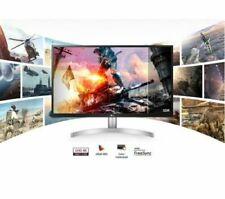 """LG 27UL500-W 4K Ultra HD 27"""" IPS LCD Monitor De Juego-Blanco (sangrado de luz posterior)"""