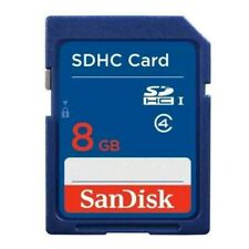 8GB SanDisk Ultra SDHC I Memory Card  Up-to 30mb/s* 200x.