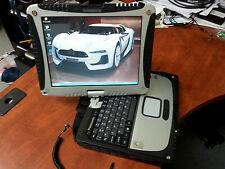 Panasonic Toughbook CF-18KHHZXBM, Tablet/Notebook, Centrino M 1.20GHZ,40GB HDD