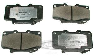 Disc Brake Pad Set-Semi-metallic Pads Front Tru Star PPM502