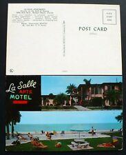 1950s La Salle Apartments Motel, 2040 Gulf Blvd., Belleair Beach, Florida