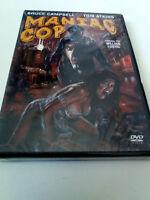 "DVD ""MANIAC COP"" PRECINTADO SEALED WILLIAM LUSTIG BRUCE CAMPBELL TOM ATKINS"