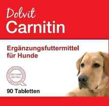 Dolvit Carnitin für mehr Vitalität für sportlich aktive Hunde, 90 Tabl