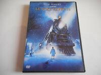 DVD - LE POLE EXPRESS / TOM HANKS film de ROBERT ZEMECKIS - ZONE 2