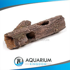 #18465 Kazoo Breeding Log - Small Aquarium Ornament / Decoration Catfish Loaches