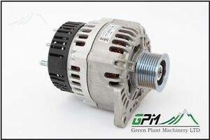 JCB PARTS ALTERNATOR FOR JCB ENGINE - JCB PART NO. 320/08560 *