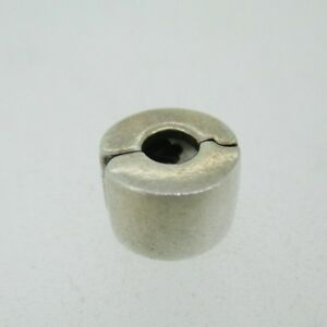 Sterling Silver 925 ALE Pandora Clip on Clasp Charm Bead