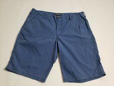 Express Men Blue Casual Short Size 33