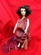 "Suzanne Gibson Vinyl First Ladies Grace Anna Goodhue Coolidge 12"" Doll w/stand"