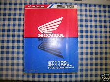 BB 69MY300 Manuel D'atelier HONDA ST 1100 N ANNO PAN Européenne et 1992