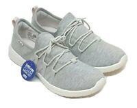 Keds Women's Studio Lively Jersey Light Gray WF60459 Choose Size