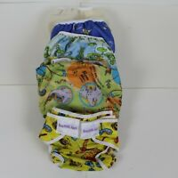 Bumkins and Bummis Diaper Covers Various kinds and sizes, AIO and Pocket Diaper