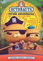 The Octonauts: Pirate Adventures DVD NEW